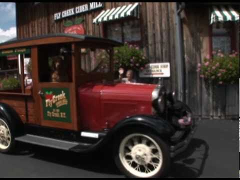 Cooperstown NY - Fly Creek Cider Mill & Orchard