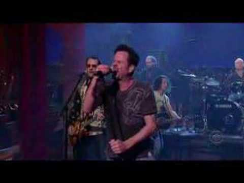 Gary Allan - Watching Airplanes - David Letterman