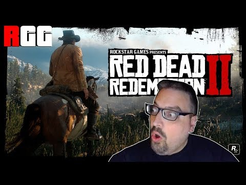 RGG's - RED DEAD REDEMPTION 2 - REACTION VIDEO!!