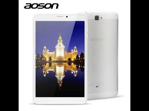 Лучший планшет с AliExpress за 4000. Aoson M86