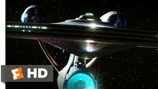 To Boldly Go Where No Man Has Gone Before - Star Trek (9/9) Movie CLIP (2009) HD