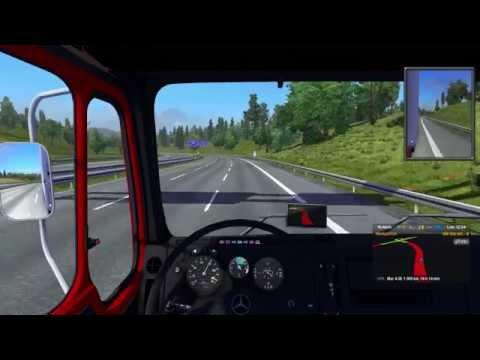 Mercedes 1632 sound mod