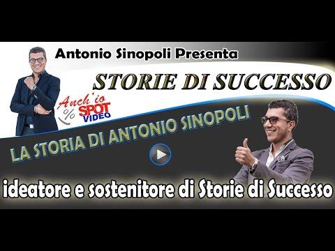 La storia di successo di Antonio Sinopoli