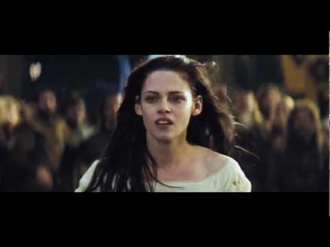 Preview Trailer Biancaneve e il Cacciatore, secondo trailer italiano