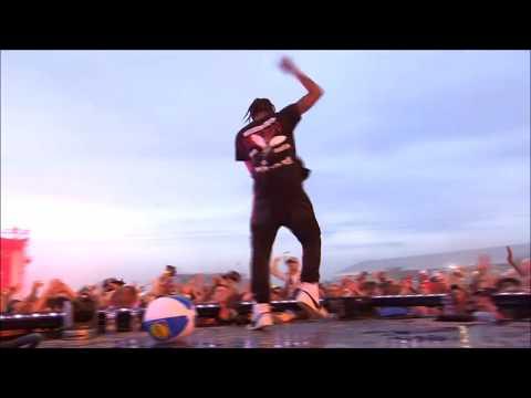 Travis Scott - goosebumps | LIVE | OAF2017 (Switzerland) 🔥