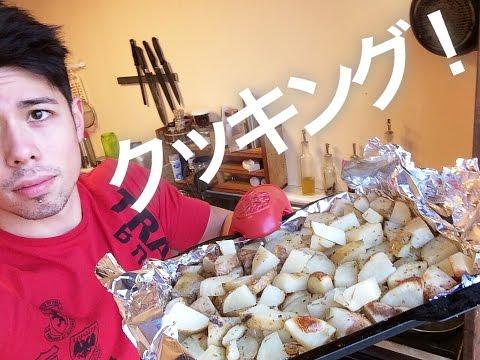 プロテインホットケーキ☆作り方