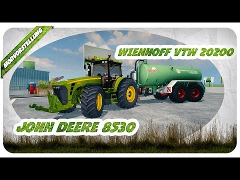 John Deere 8530 v3.0 MR