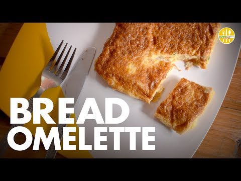 (Easy Bread Omelette Recipe  | Yummy Nepali Kitchen - Duration: 2 minutes, 46 seconds.)