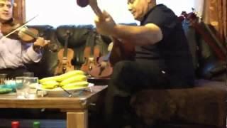 SHABAN  DHE  SAMIR HAMZAJ DHE REXHEP HALITI ME 30.04.2012  KENGA ISA BEG