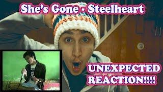 Video She's Gone - Steelheart Cover | *UNEXPECTED REACTION* MP3, 3GP, MP4, WEBM, AVI, FLV Agustus 2018