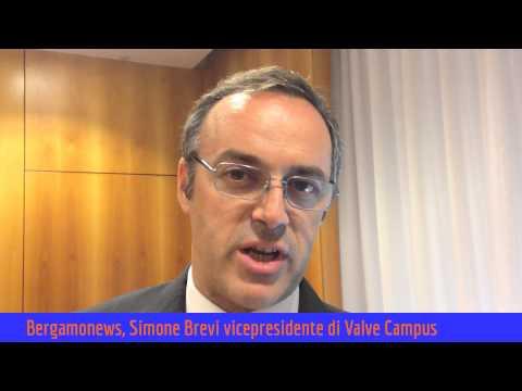 Simone Brevi spiega IVS, Industrial Valve Summit
