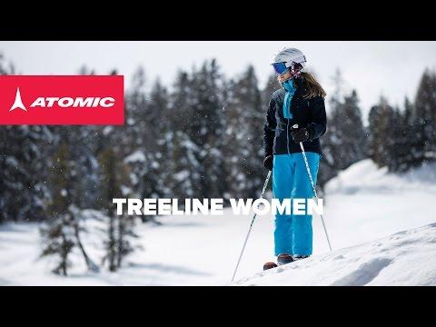 Atomic Skiwear Treeline Damen 2015 | Lege unnötiges Gewicht ab