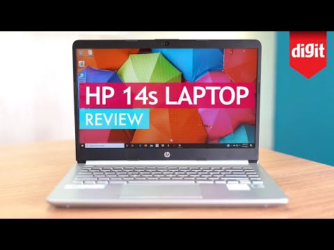 HP 14s Laptop Review