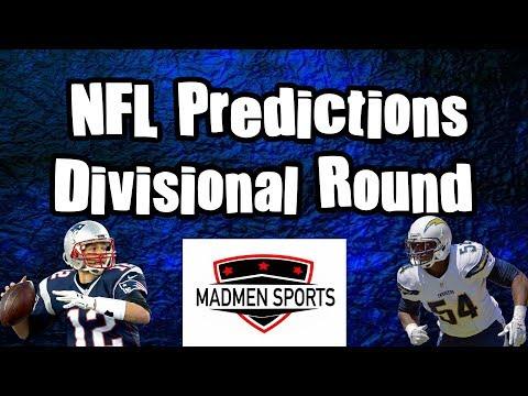 NFL Divisional Round Picks (2019) feat. MadMen Sports!   Playoffs Predictions   Beyond Football!