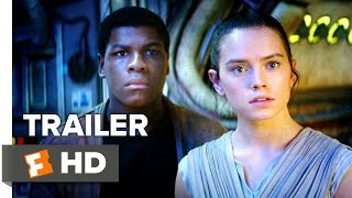 Star Wars  The Force Awakens Official Trailer  1  2015    Star Wars Movie Hd