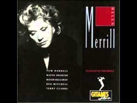 Tekst piosenki Helen Merrill - Out of This World po polsku