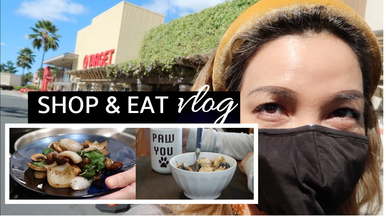 Grocery Shopping at TARGET HAWAII + Weekend EATS (Vegan)
