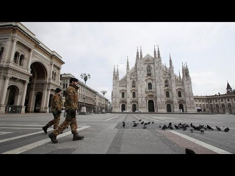 Ευρώπη: Διαρκώς αυξάνονται τα κρούσματα – Η ιταλική τραγωδία…