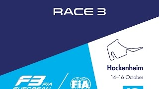 30th race of the 2016 season / 3rd race at Hockenheim