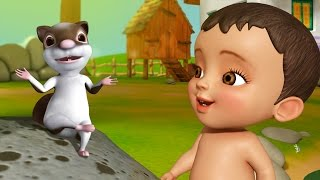 Come on let's enjoy this famous Telugu rhymes for children 'Udatha Udatha' from Infobells. In this Telugu Kids rhyme, the baby curiously asks the squirrel about its unique characteristics.for more information : www.infobells.com