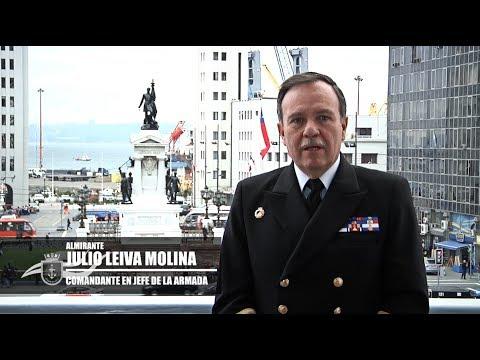gratis download video - Saludo-del-Comandante-en-Jefe-de-la-Armada-Almirante-Julio-Leiva