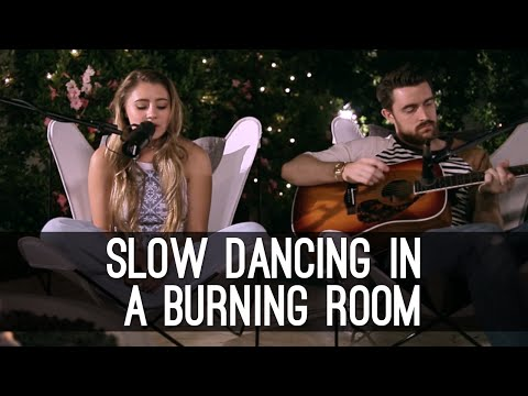 Slow Dancing in a Burning Room John Mayer Cover