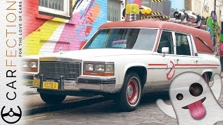 Ghostbusters ECTO-1: Spirited Drive In London - Carfection by Carfection