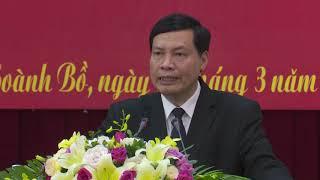 Kỳ họp thứ 11 HĐND huyện Hoành Bồ khóa XIX