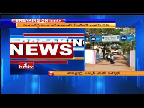 Lockup Death in Sangareddy