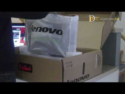 Lenovo ThinkCentre Edge 92z All in One PC unboxing | kicsomagolás