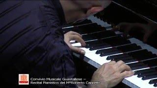 Recital Pianistico del M°Roberto Cappello – 03/06/2015