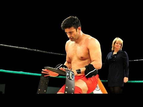 Sangram Singh to defend WWP Common Wealth Champion title on 27 March, Exclusive Interview