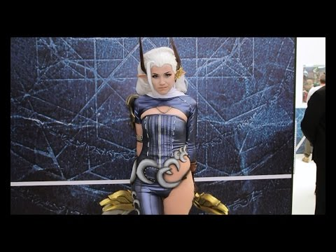 Comic Con Russia 2016 Defile by CosplayLIVE