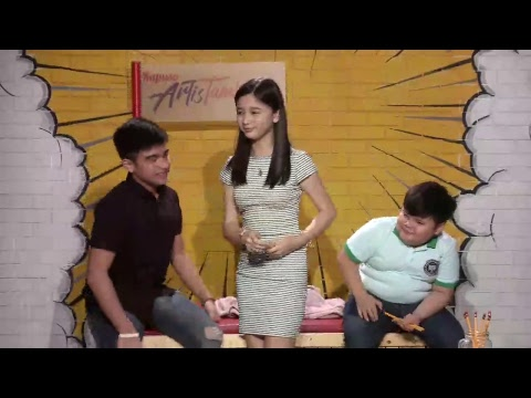 ArtisTambayan Featuring Sofia Pablo, Will Ashley And Yuan Francisco