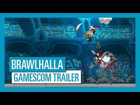 Brawlhalla : BRAWLHALLA - GAMESCOM TRAILER