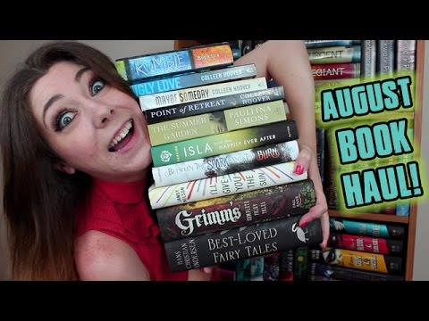 book - WEEEE NEW BOOKS! Lots of links and info below! Get a free audio book - http://www.audibletrial.com/katytastic AUGUST RELEASES VIDEO - https://www.youtube.com/watch?v=KKZ_haYuBvs (More info...