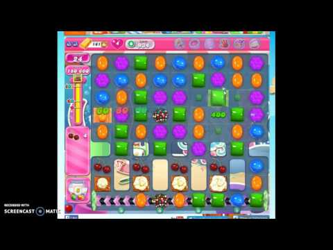 Candy Crush Level 934 help w/audio tips, hints, tricks