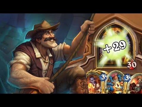 (Hearthstone) When Reno gets you as rich as possible