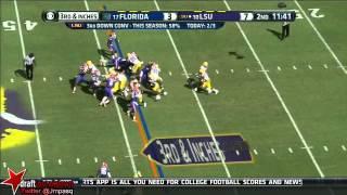 Jeremy Hill vs Florida (2013)