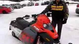 8. Présentation Ski Doo Freestyle 2007
