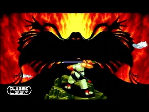 samurai shodown 2 neo geo rom download