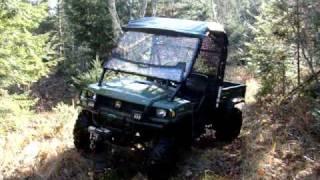 4. John Deere Gator 620I XUV MUD