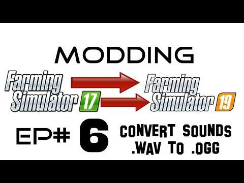 MODDING EP #6 - Convert sounds .wav to .ogg v1.0