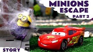 Minions Escape!