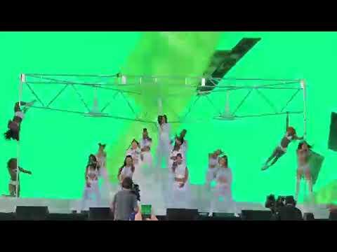 Cardi B performs Coachella 2018