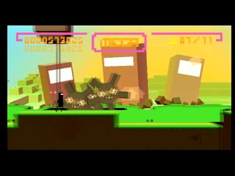 preview-Play - Bit.Trip Runner 2-5 perfect (Game Zone)