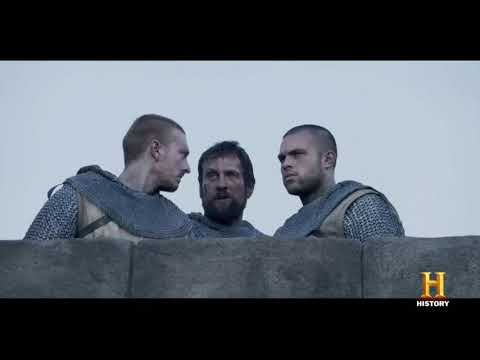 KNIGHTFALL 2x02 - THE DEVIL INSIDE - THIS SEASON ON
