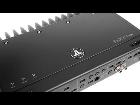 JL Audio Slash Series Amplifiers | New For 2013!