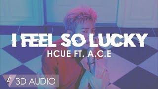 3D AUDIO | Hcue ft. A.C.E - I Feel So Lucky