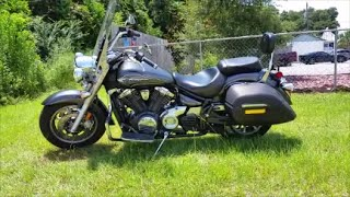9. 2012 Yamaha V Star 1300 Tourer